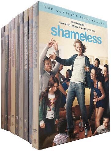 Shameless: Season 1-9