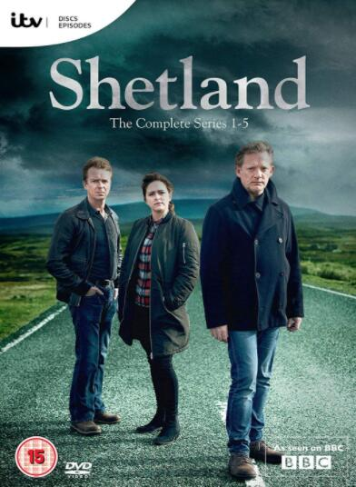 Shetland: Series 1-5 (UK Region)