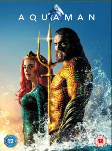 Aquaman – UK Region