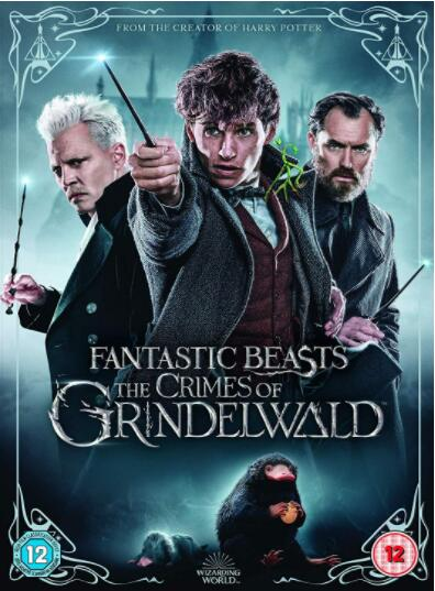 Fantastic Beasts: The Crimes of Grindelwald – UK Region