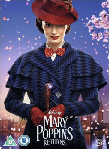 Mary Poppins Returns – UK Region