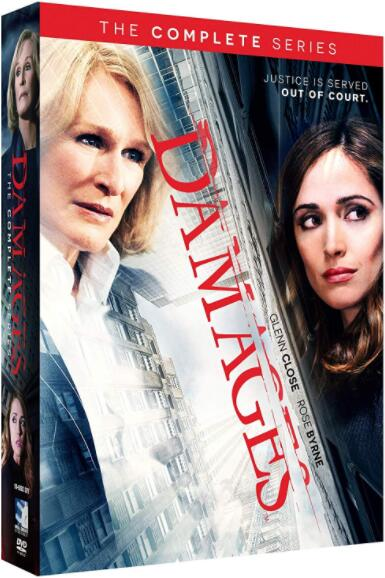 Damages: The Complete Series 10DVD