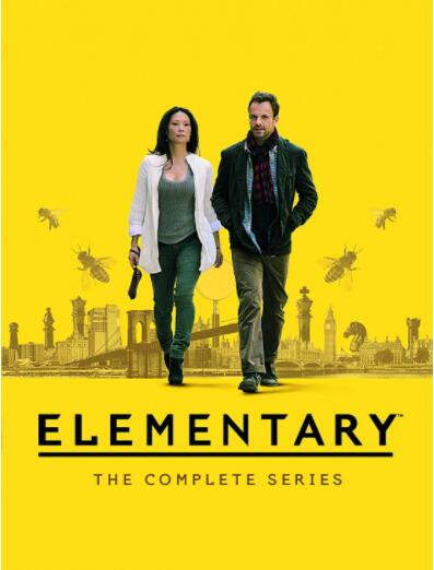 Elementary: The Complete Series 1-7