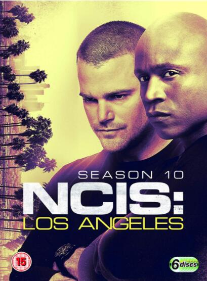 NCIS Los Angeles: Season 10 – Region 2