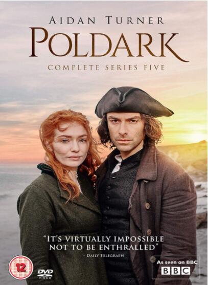 Poldark: Season 5 – Region 2