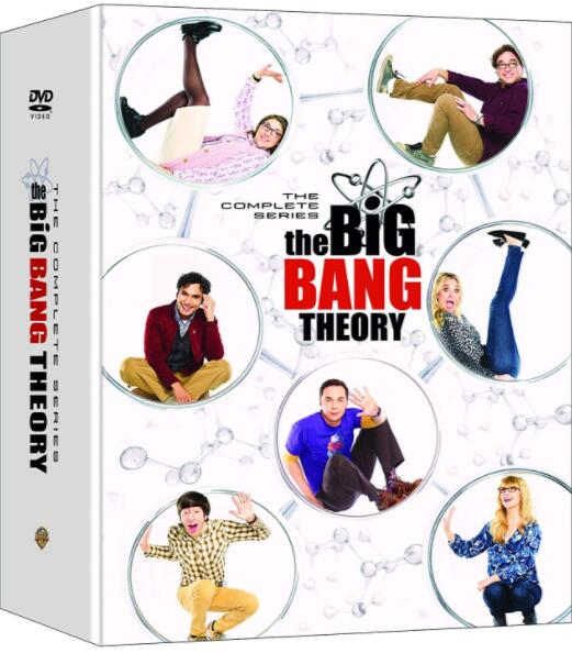 The Big Bang Theory: The Complete Series Season 1-12