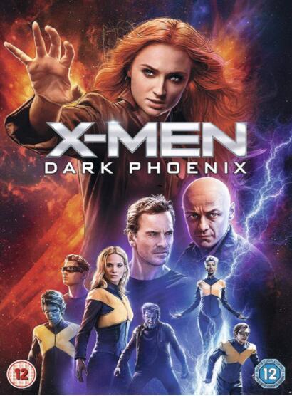 X-Men: Dark Phoenix – UK Region