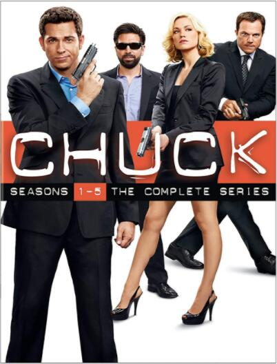 Chuck: The Complete Series Collector Set