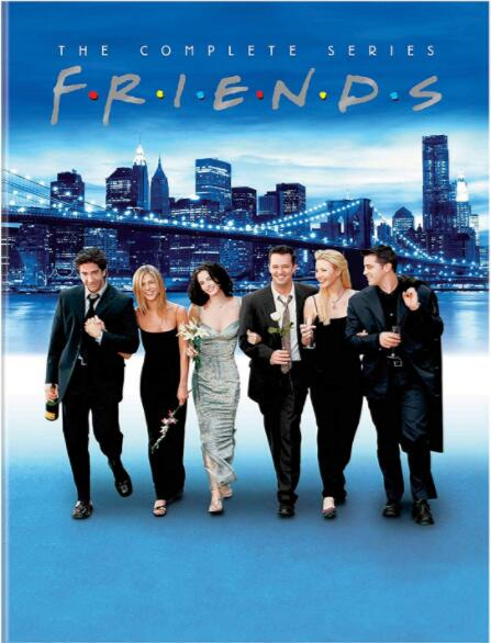 Friends: The Complete Series – 2019