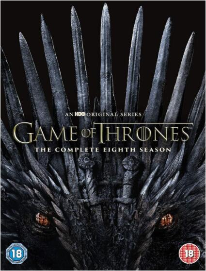 Game of Thrones: Season 8 – Region 2