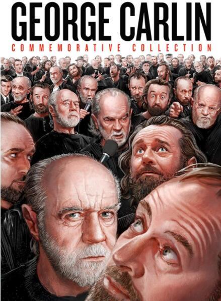 George Carlin: Commemorative Collection
