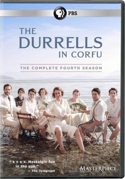 Masterpiece: The Durrells in Corfu – Season 4