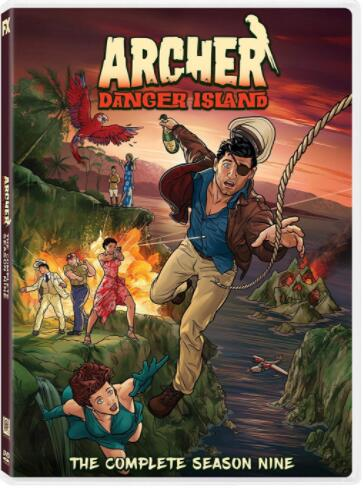 Archer: Danger Island – Season 9