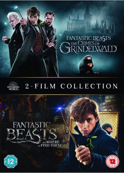 Fantastic Beasts 2-Film Collection [UK Region]
