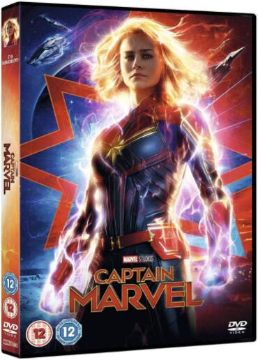 Captain Marvel – Marvel Studios [UK Region]