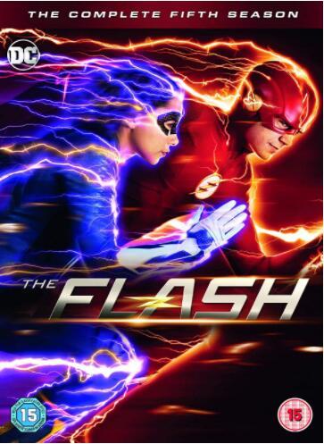 The Flash: Season 5 – UK Region