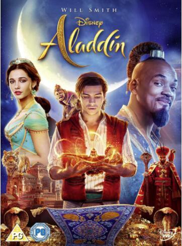 Aladdin Live Action – UK Region