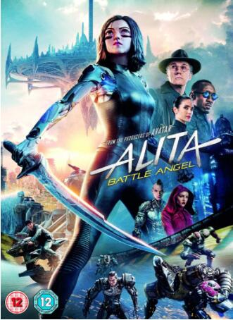 Alita: Battle Angel – UK Region