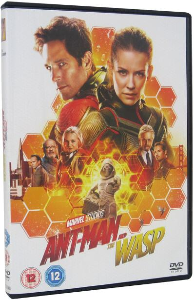 Ant-Man And The Wasp – UK Region