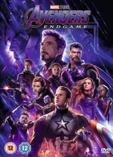 Avengers: Endgame – UK Region