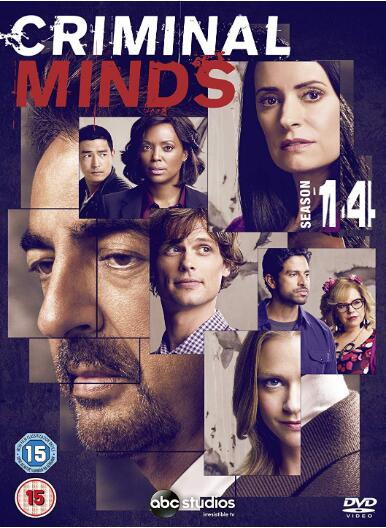 Criminal Minds: Season 14 – UK Region