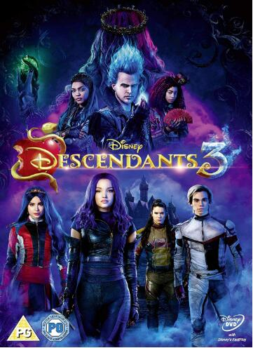 Disney Descendants 3 – UK Region