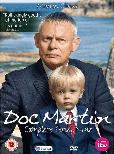 Doc Martin: Series 9 – UK Region
