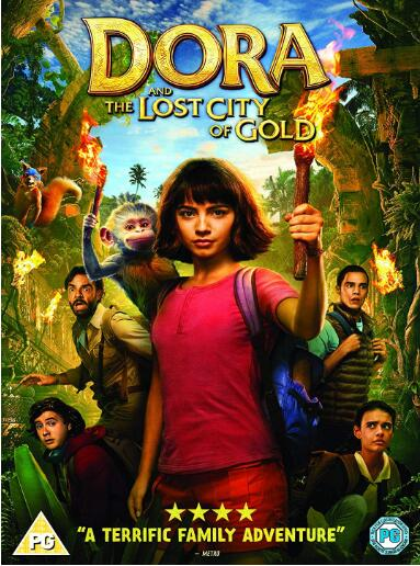 Dora And The Lost City of Gold – UK Region