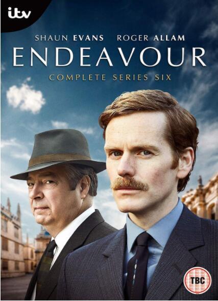 Endeavour: Series 6 – UK Region