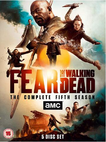 Fear the Walking Dead: Season 5 – UK Region