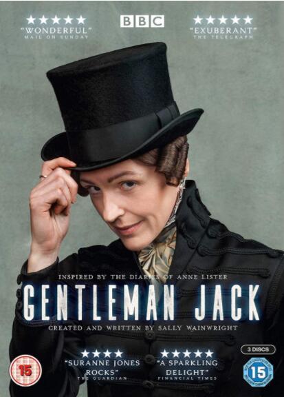 Gentleman Jack: Season 1 – UK Region