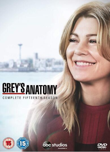 Grey's Anatomy: Season 15 – UK Region