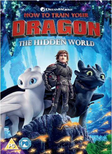 How to Train Your Dragon – The Hidden World [Region 2]