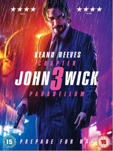 John Wick: Chapter 3 – Parabellum [UK Region]