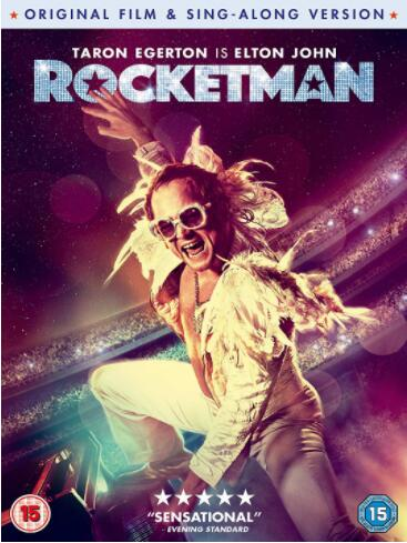 Rocketman – UK Region