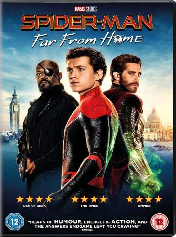 Spider-Man: Far from Home – UK Region