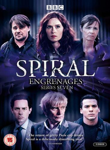 Spiral Engrenages: Series 7 – UK Region