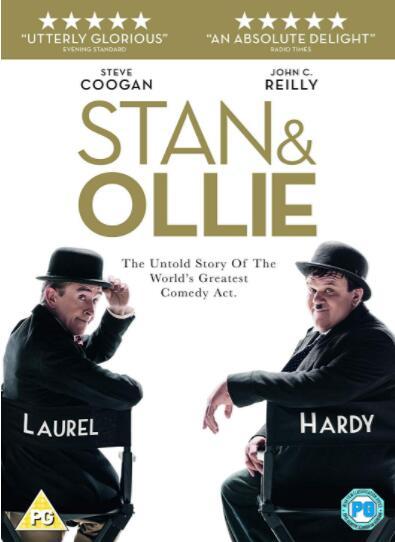 Stan & Ollie – UK Region