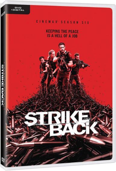 Strike Back: Season 6