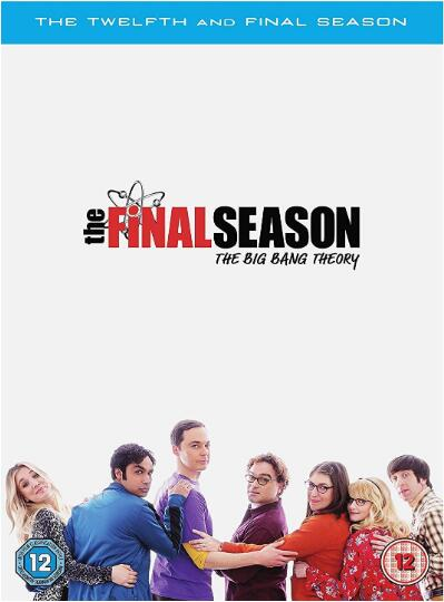 The Big Bang Theory: Season 12 – UK Region