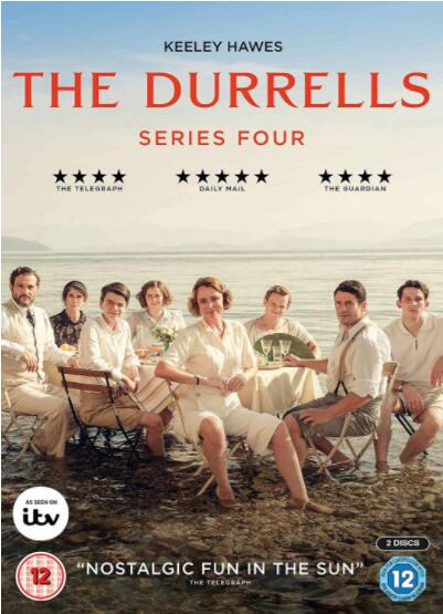 The Durrells: Series 4 – UK Region