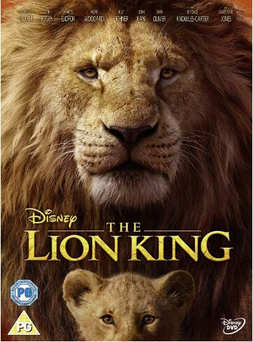 The Lion King – UK Region