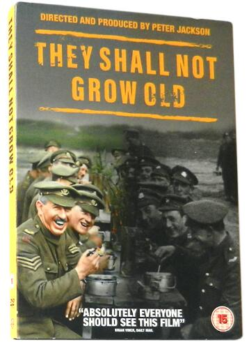They Shall Not Grow Old – UK Region