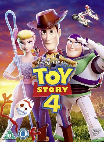 Toy Story 4 – UK Region