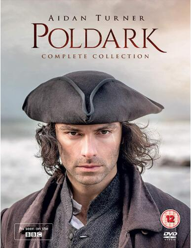 Poldark: The Complete Collection – Series 1 to 5 [UK Region]