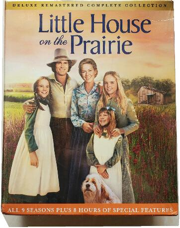 Little House on the Prairie: Deluxe Remastered Complete Collection