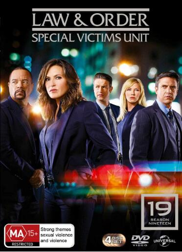 Law & Order – Special Victims Unit: Season 19
