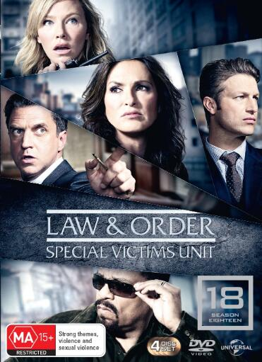 Law and Order – Special Victims Unit: Season 18