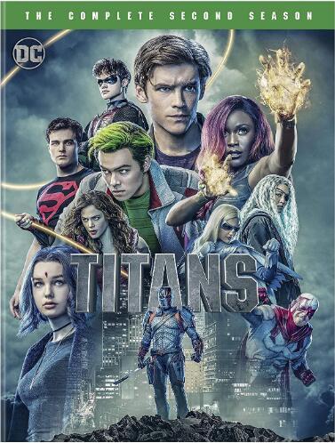 Titangs: Season 2