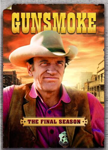 Gunsmoke: The Final Season